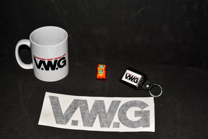 VWG Mug + Key Ring Set