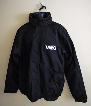 VWG Magazine Embroidered Jacket