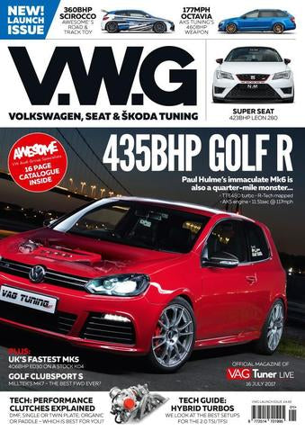 VWG 00 Launch Issue  (FREE UK POST)