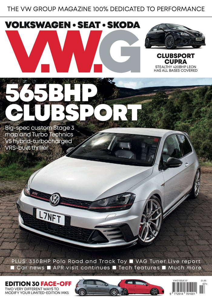 VWG Issue 7 (FREE UK POST)