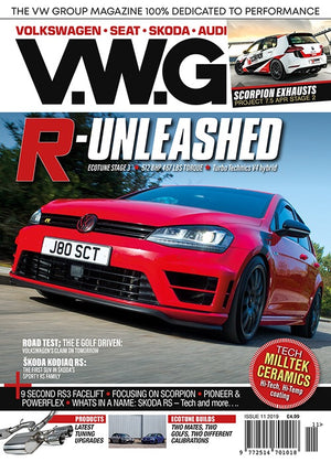 VWG annual subscription UK Only