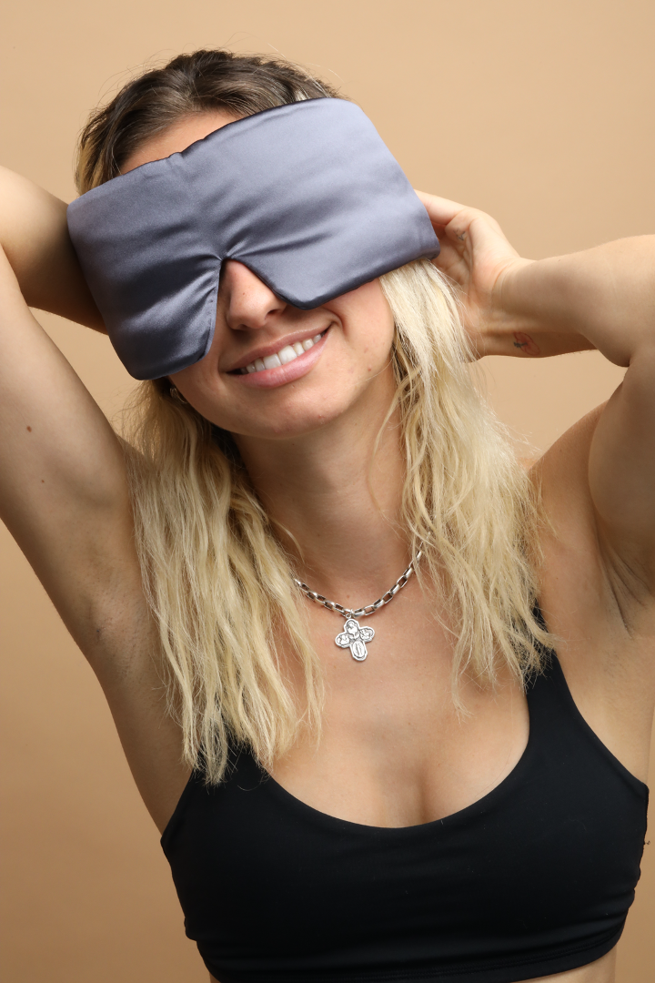 Deep Sleep and Meditation Mask