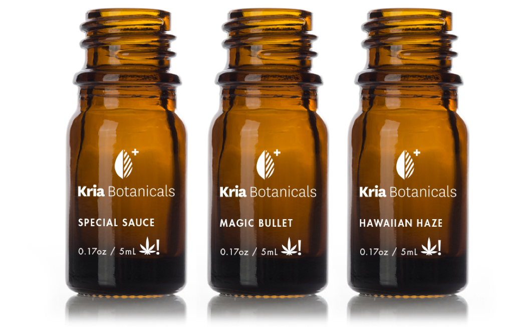 Cannabis Essential Oil Flight (3 strain essential oil kit)
