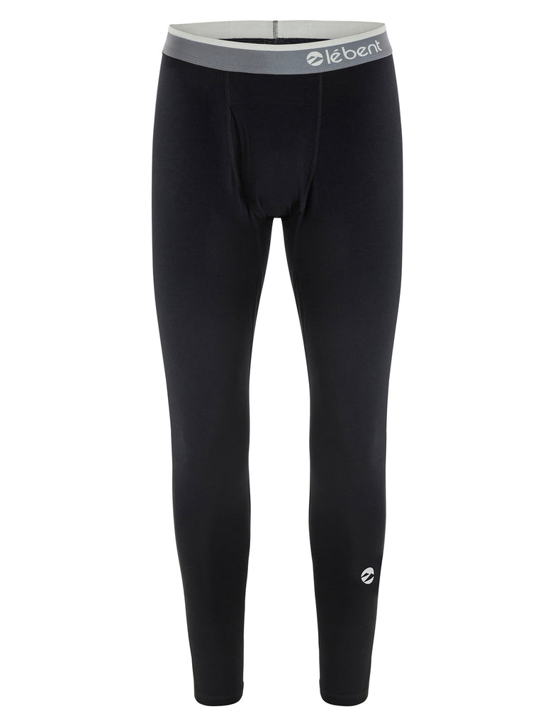 Le Bent Men's Le Base 200 Lightweight Full Length Ski Snowboard Baselayer Thermal Pant