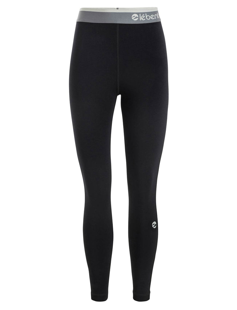 Le Bent Women's Le Base 200 Lightweight Full Length Ski Snowboard BaselayerThermal Pant