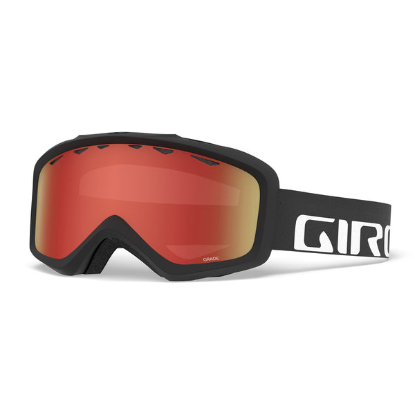 Giro Grade Kids Youth Ski Snowboard Anti Fog Goggle Black