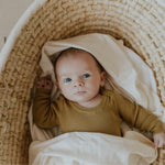Load image into Gallery viewer, Oatmeal Dream Swaddle Wrap