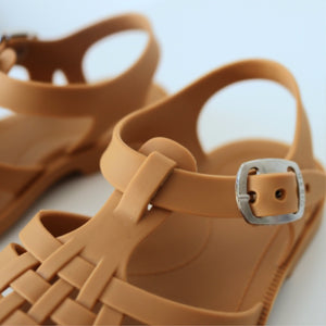 Jelly Sandals - Terracotta