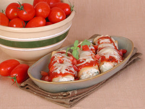 Cannelloni with Cheese