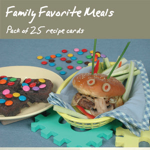 25 Pack - Favorite Family Meals