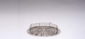 "9 ½"" (24 CM.) Wire Rack and Ring"