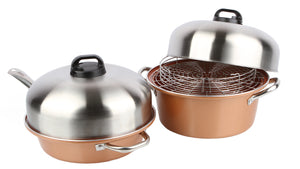 Skillet & Dutch Oven 6 Pc. Set