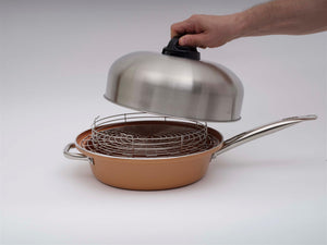 Turbo Cooker Skillet