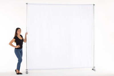 8'x8' Adjustable Banner Stand