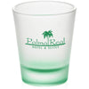 Frosted Glass Shot Glasses 2 oz.