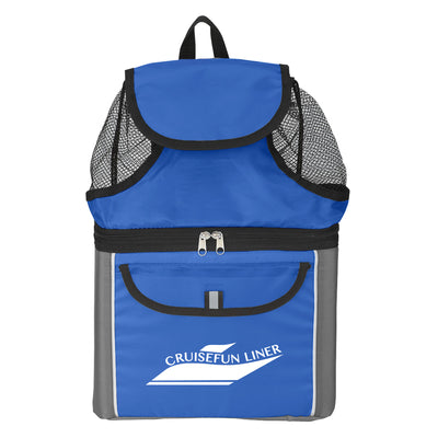 All-In-One Kooler Beach Backpack
