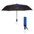 "44"" Arc Telescopic Diamond Top Vented Umbrella"