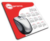 Full Color Calendar Mouse Pad