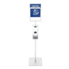 Hand Sanitizer Automatic Dispenser Stands