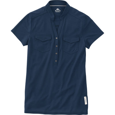 W-LUNENBURG Roots73 Short Sleeve Polo