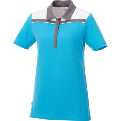 W-Gydan Short Sleeve Polo
