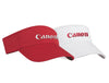 Cotton Visor Embroidered