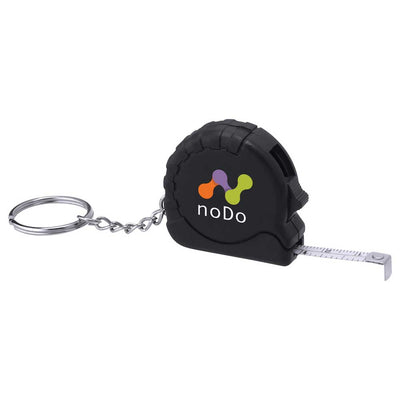 Pocket Pro Mini Tape Measure Keychain