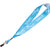 "Full Color 1-1/2"" Ribbon Lanyard w/ Clip"