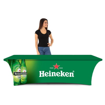8' TABLE COVER