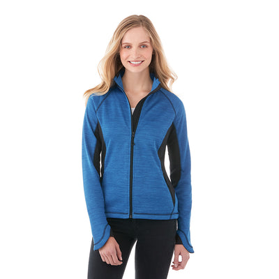 Olympic Blue Heather / Black (431)