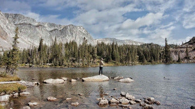 20 Tips on How to Fly Fish Alpine Lakes