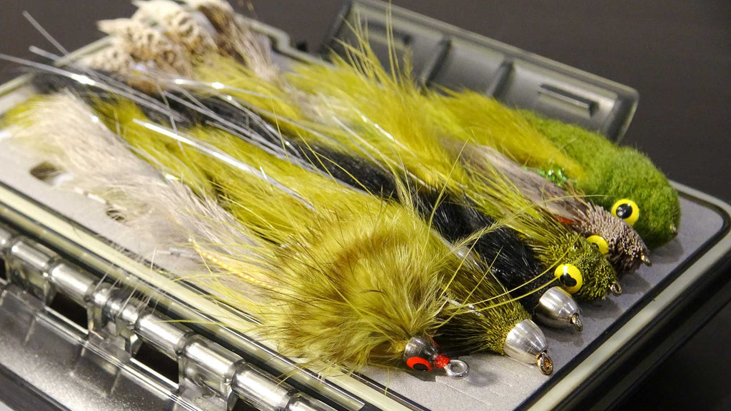 Streamers for Trout