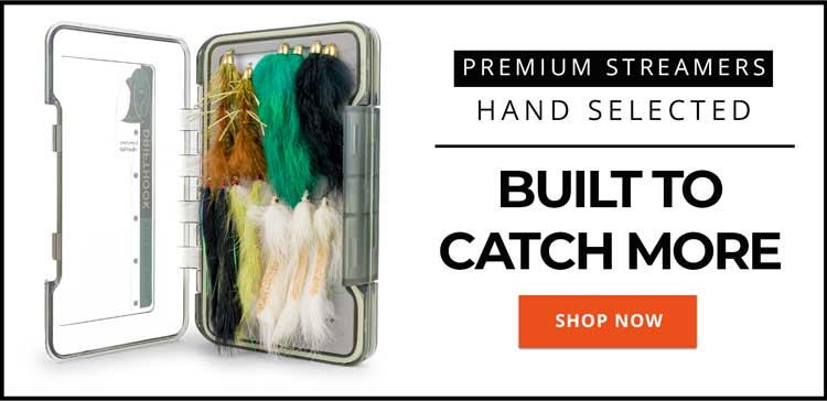 Best Fly Fishing Streamers for Sale
