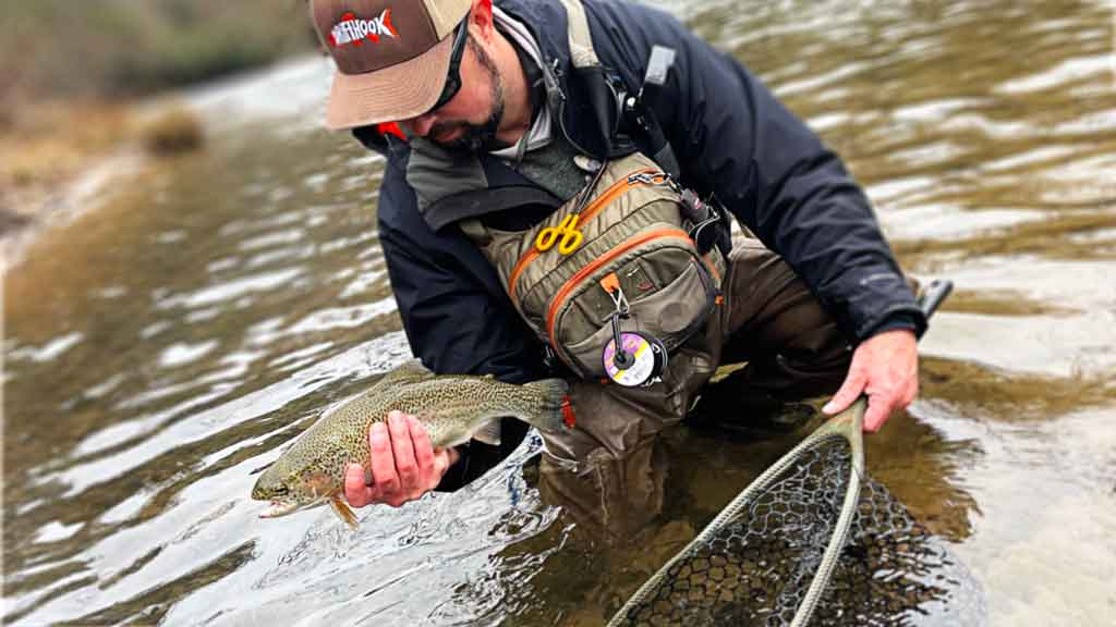 Best Water to Fly Fish When Flows are High