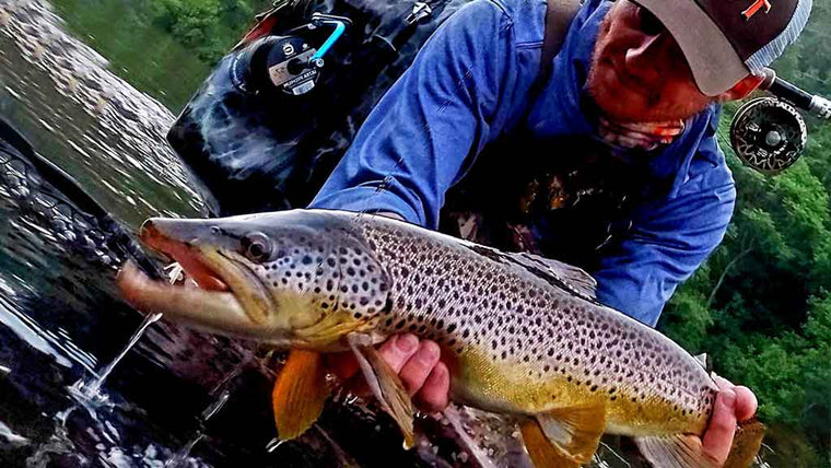 Best places to go fly fishing