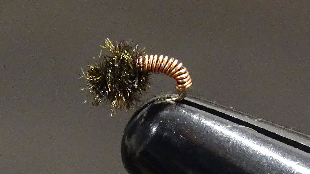Brassy Best Fly Fishing Flies for Feburary