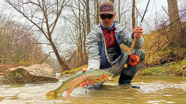 Catch and Release Fly Fishing for Trout