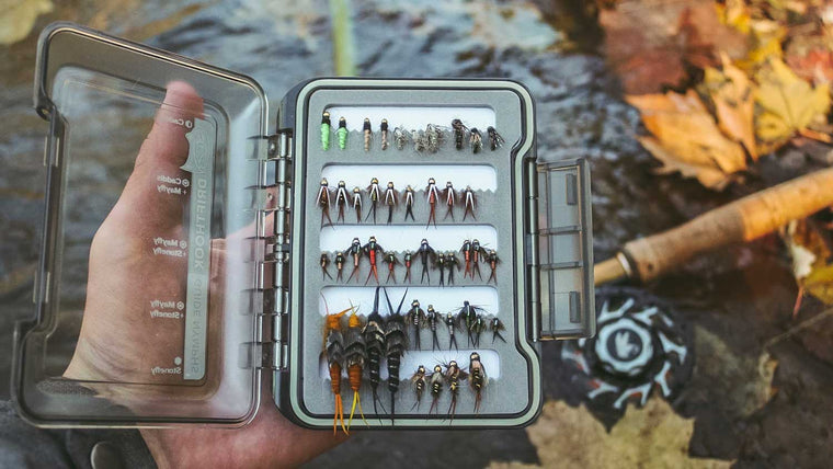 Best Fly Fishing Flies Kit for Lakes and Rivers