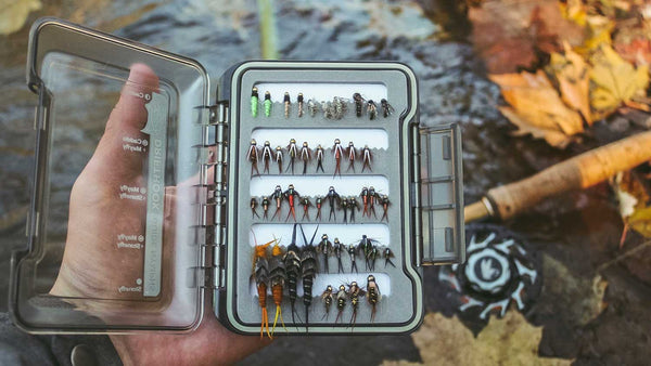 Drifthook Fly Fishing - Fly Box