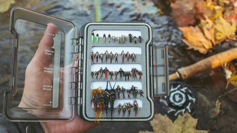 Drifthook Guide Nymphs Fly Box