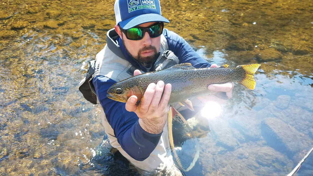 Matthew Bernhardt - Founder of Drifthook Fly Fishing