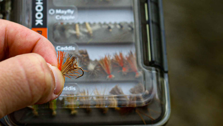 Dry Fly and Emerger Patterns for Lake Fly Fishing