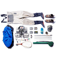 Premium Fly Fishing Kit