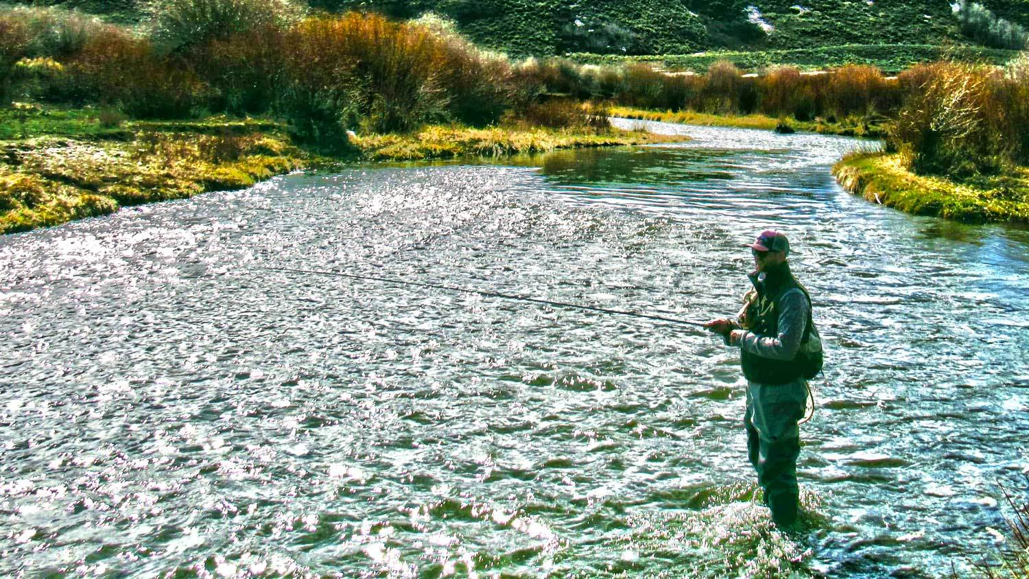 Fly Fishing Casting Tips for Beginners