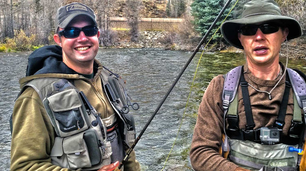 Two Guys Fly Fishing