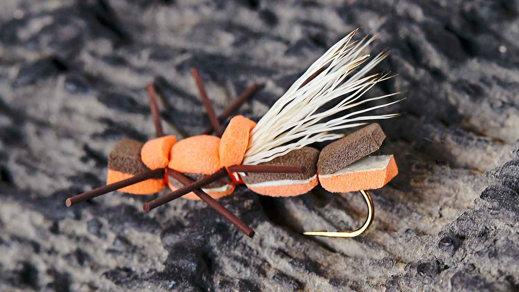 How to Fly Fish with Grasshoppers