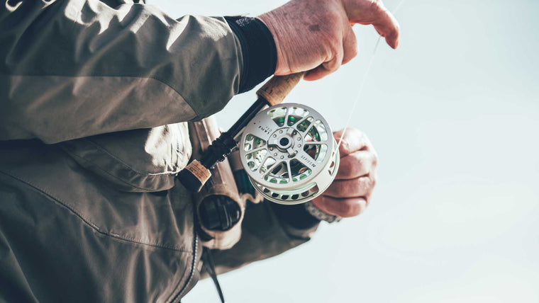 Picture of Fly Fishing Reel