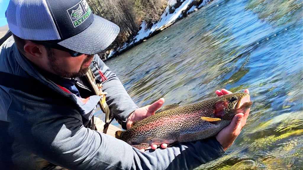 Matthew Jared Bernhardt Drifthook Fly Fishing Founder and CEO