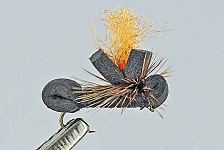Parachute Humpy Ant - Best Dry Fly for Ants