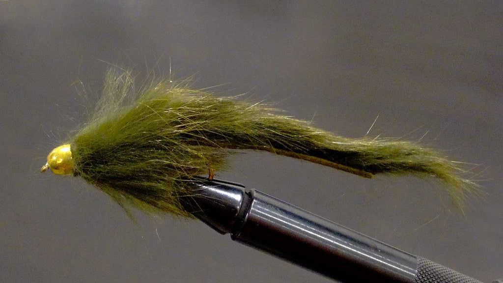 Slump Buster Streamer Fly Great Leach Pattern Drifthook Fly Fishing